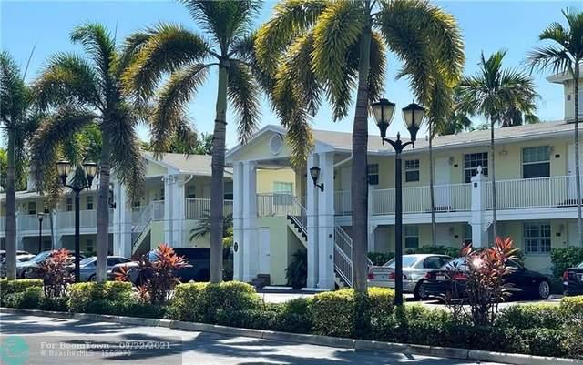 2660 NE 8TH AV #107, Wilton Manors, FL 33334 (MLS #F10301318) :: Adam Docktor Group