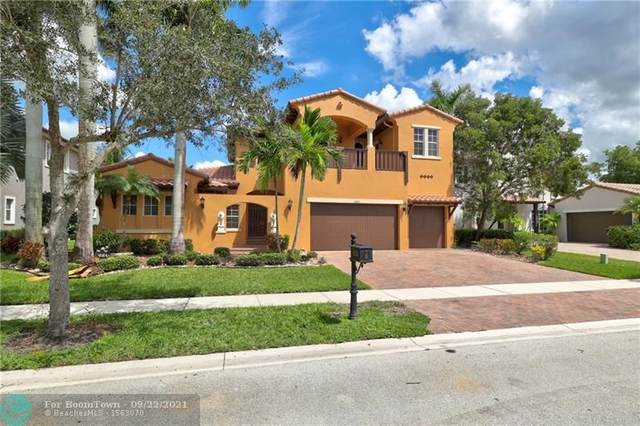 12225 NW 71st St, Parkland, FL 33076 (MLS #F10301357) :: United Realty Group