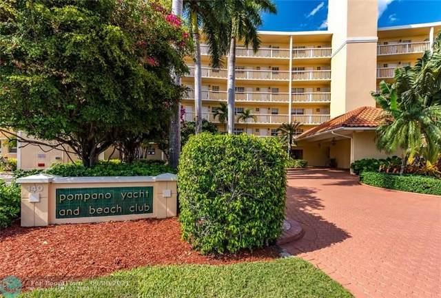 140 NE 28th Ave #404, Pompano Beach, FL 33062 (MLS #F10301401) :: Berkshire Hathaway HomeServices EWM Realty