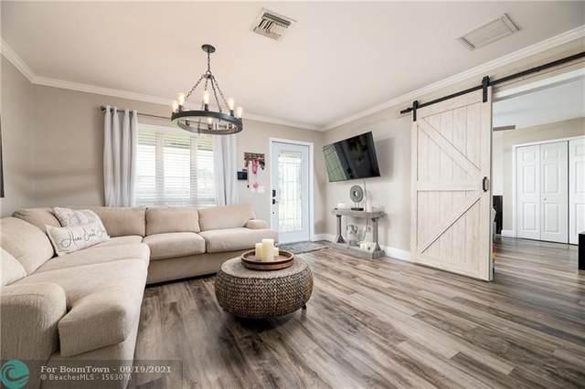 3575 Coelebs Ave, Boynton Beach, FL 33436 (MLS #F10301406) :: Castelli Real Estate Services