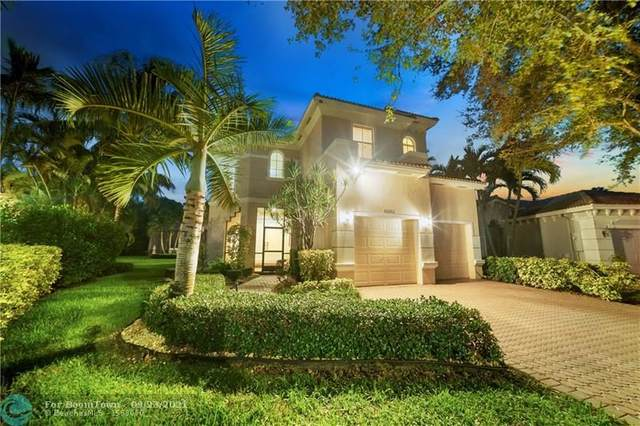 5885 NW 124th Way, Coral Springs, FL 33076 (#F10301460) :: Baron Real Estate