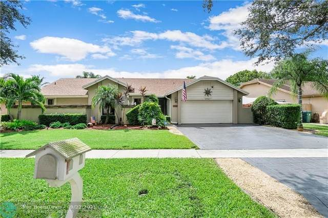 8780 SW 56th Pl, Cooper City, FL 33328 (MLS #F10301500) :: United Realty Group