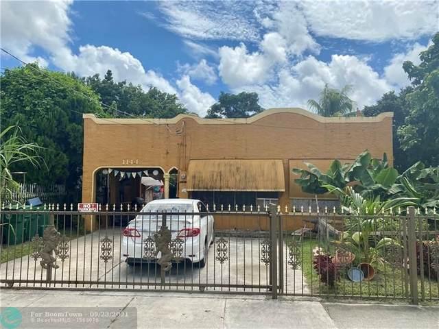 1144 NW 31st St, Miami, FL 33127 (MLS #F10301561) :: Green Realty Properties