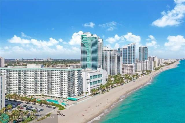 3725 S Ocean Dr #1207, Hollywood, FL 33019 (MLS #F10301564) :: GK Realty Group LLC