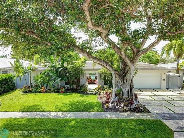 5821 NE 14th Way, Fort Lauderdale, FL 33334 (#F10301597) :: Heather Towe | Keller Williams Jupiter