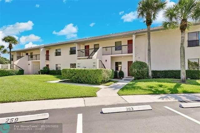8428 Boca Glades Blvd #264, Boca Raton, FL 33434 (MLS #F10301661) :: Berkshire Hathaway HomeServices EWM Realty