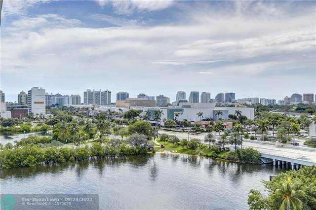 1170 N Federal Hwy #1006, Fort Lauderdale, FL 33304 (#F10301685) :: The Rizzuto Woodman Team