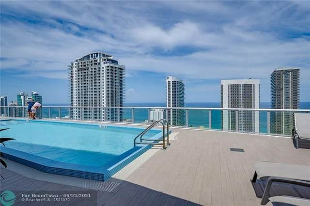 2600 E Hallandale Beach Blvd #3201, Hallandale Beach, FL 33009 (MLS #F10301727) :: Green Realty Properties
