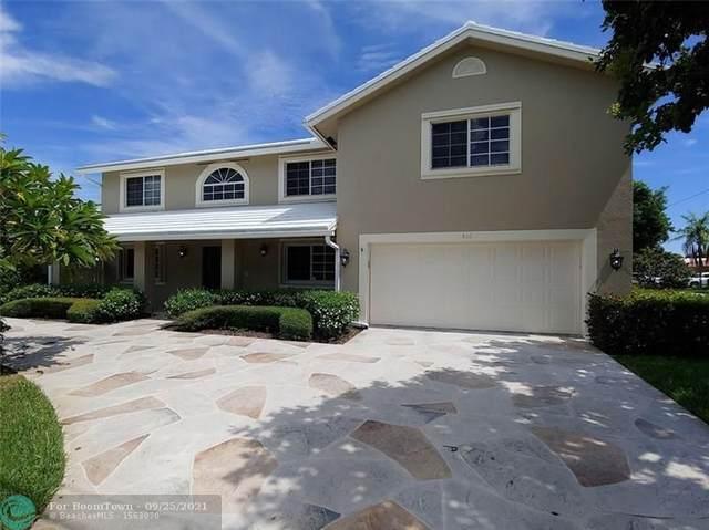 466 NE 8th Ave, Deerfield Beach, FL 33441 (#F10301750) :: Posh Properties