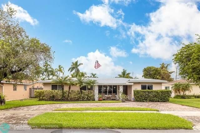 610 NE 2nd Pl, Dania Beach, FL 33004 (#F10301875) :: Posh Properties