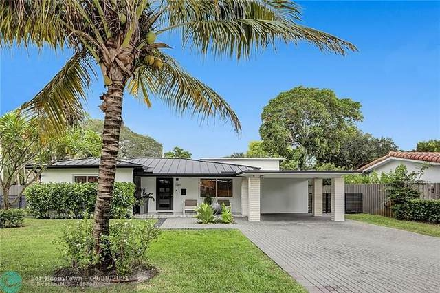545 NE 13th Ave, Fort Lauderdale, FL 33301 (MLS #F10301988) :: Green Realty Properties