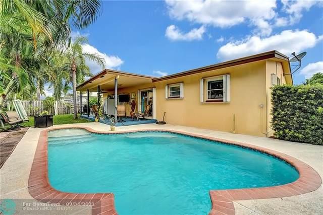 2640 NE 21st St, Pompano Beach, FL 33062 (#F10302058) :: Michael Kaufman Real Estate
