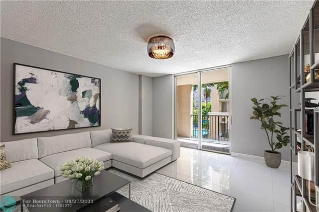 520 SE 5th Ave #2302, Fort Lauderdale, FL 33301 (MLS #F10302097) :: Adam Docktor Group