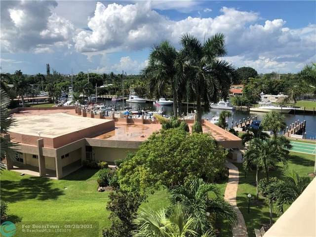 2731 NE 14th Street Cswy 530B, Pompano Beach, FL 33062 (MLS #F10302181) :: Adam Docktor Group