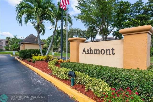 7106 Ashmont Cir #102, Tamarac, FL 33321 (MLS #F10302223) :: Green Realty Properties
