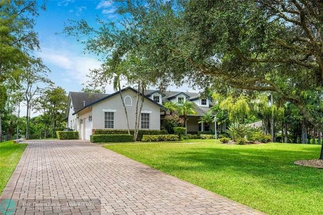 5919 NW 74TH TER, Parkland, FL 33067 (MLS #F10302358) :: Castelli Real Estate Services