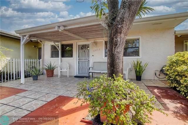21424 NW 40th Circle Ct #21424, Miami Gardens, FL 33055 (#F10302400) :: Heather Towe | Keller Williams Jupiter