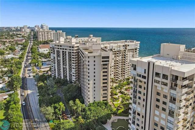 5000 N Ocean Blvd #310, Lauderdale By The Sea, FL 33308 (MLS #F10302490) :: Castelli Real Estate Services