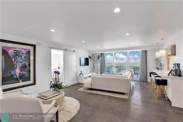2715 N Ocean Blvd 18E, Fort Lauderdale, FL 33308 (#F10302546) :: Baron Real Estate