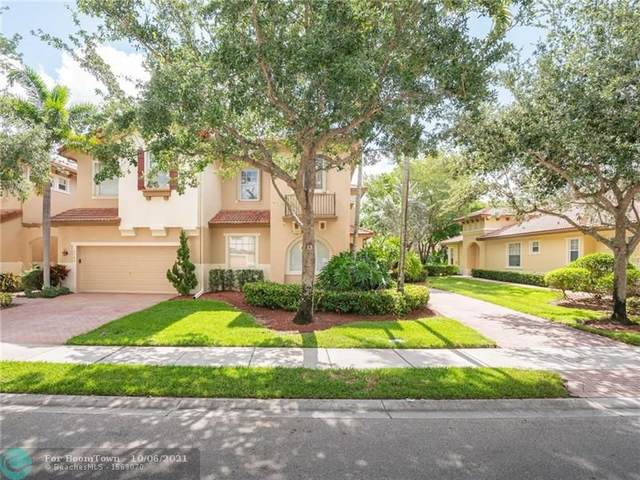 5745 NW 120th Ave, Coral Springs, FL 33076 (#F10302626) :: Baron Real Estate