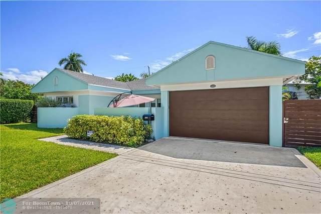 1400 SE 14 Street, Fort Lauderdale, FL 33316 (#F10302681) :: Posh Properties
