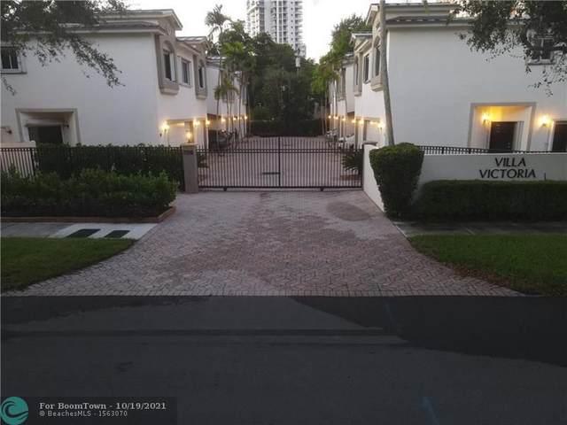 706 NE 2nd St #9, Fort Lauderdale, FL 33301 (#F10303117) :: Baron Real Estate