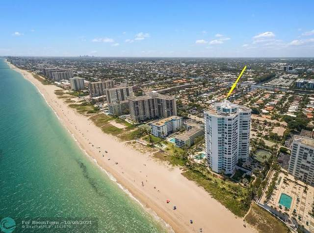 1700 S Ocean Blvd 21B, Lauderdale By The Sea, FL 33062 (MLS #F10303202) :: Castelli Real Estate Services