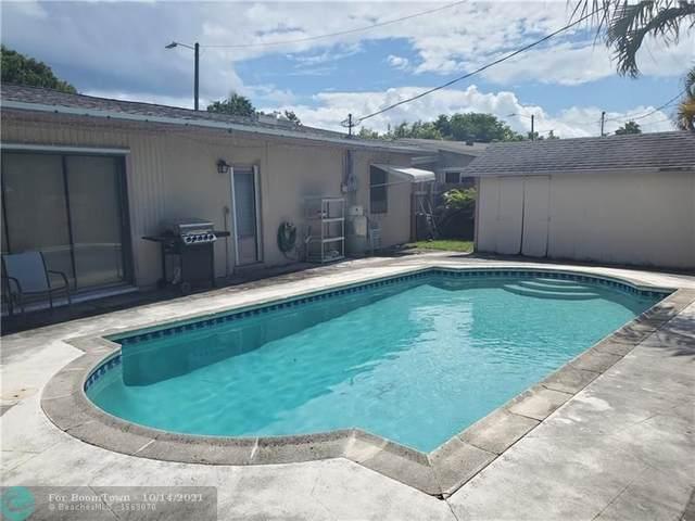 2651 NE 9th Ave, Pompano Beach, FL 33064 (#F10303216) :: Baron Real Estate