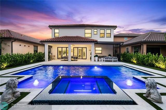 8610 E Baypoint Cir, Parkland, FL 33076 (#F10303295) :: Baron Real Estate