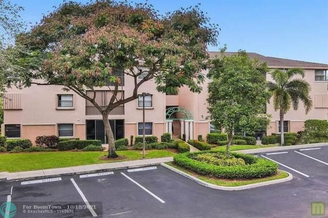 4101 Coral Tree Cir #318, Coconut Creek, FL 33073 (#F10303389) :: Baron Real Estate