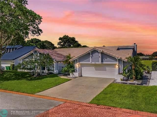 7511 Black Olive Way, Tamarac, FL 33321 (#F10303399) :: Baron Real Estate