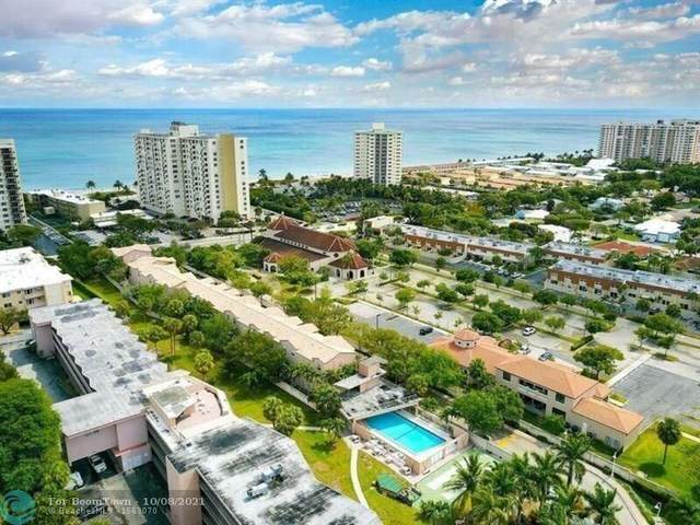 1967 S Ocean Blvd #329, Lauderdale By The Sea, FL 33062 (MLS #F10303454) :: Castelli Real Estate Services