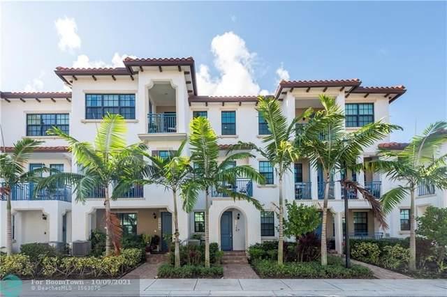 11548 SW 14th St #11548, Pembroke Pines, FL 33025 (MLS #F10303474) :: Castelli Real Estate Services