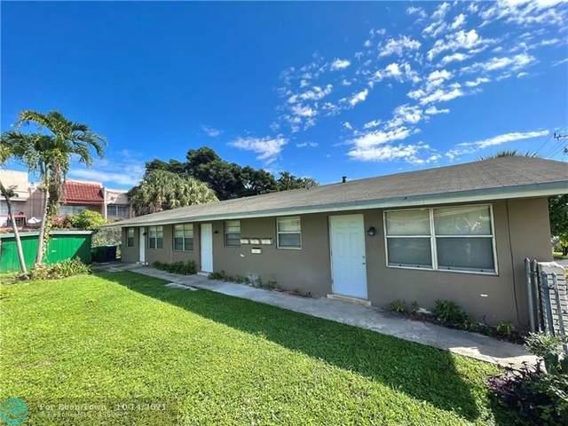 5631 NW 15th St, Lauderhill, FL 33313 (#F10303502) :: Baron Real Estate