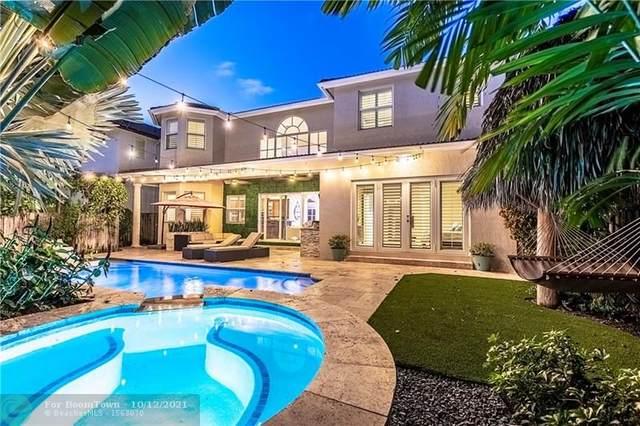 940 SE 9th St, Fort Lauderdale, FL 33316 (MLS #F10303574) :: Berkshire Hathaway HomeServices EWM Realty