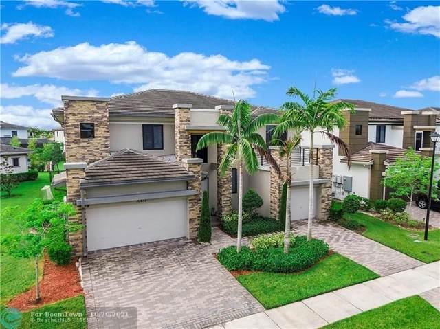 10432 N Lago Vista Cir, Parkland, FL 33076 (#F10303581) :: Baron Real Estate