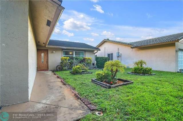 8914 NW 26th Ct, Coral Springs, FL 33065 (MLS #F10303628) :: Green Realty Properties