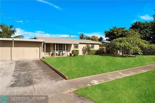 1951 SW 37th Ave, Fort Lauderdale, FL 33312 (#F10303648) :: Posh Properties
