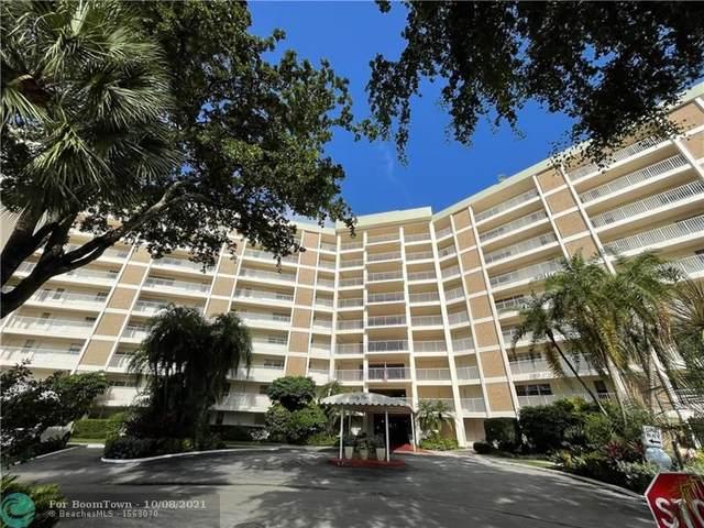 2940 N Course Dr #510, Pompano Beach, FL 33069 (MLS #F10303780) :: The MPH Team