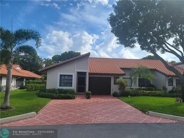 6182 Pointe Regal Cir, Delray Beach, FL 33484 (#F10303797) :: Michael Kaufman Real Estate