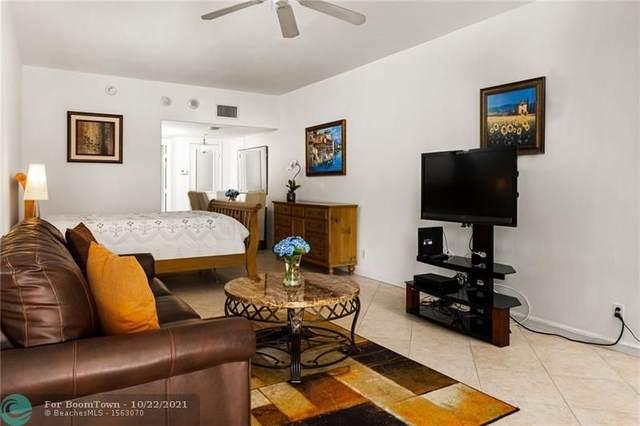 4020 Galt Ocean Dr E2, Fort Lauderdale, FL 33308 (MLS #F10303806) :: The DJ & Lindsey Team