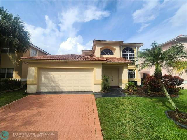 7617 NW 25th St, Margate, FL 33063 (#F10303906) :: Posh Properties