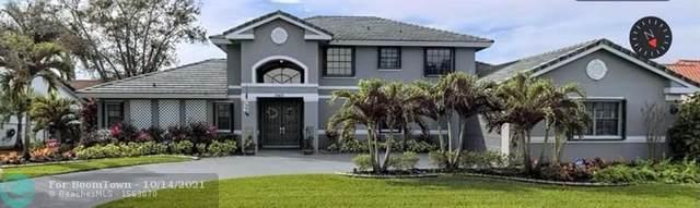 19410 NW 8th St, Pembroke Pines, FL 33029 (MLS #F10303912) :: Berkshire Hathaway HomeServices EWM Realty