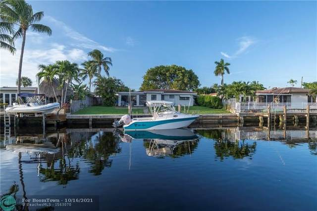 120 SE 11th St, Pompano Beach, FL 33060 (#F10303985) :: Heather Towe | Keller Williams Jupiter