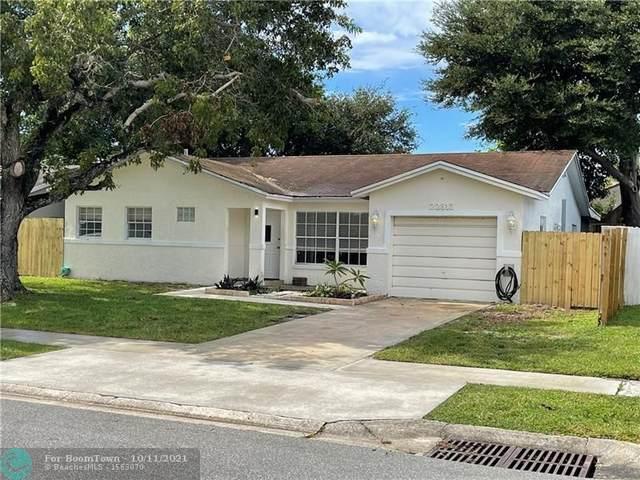 22813 SW 54th Way, Boca Raton, FL 33433 (#F10303998) :: Posh Properties