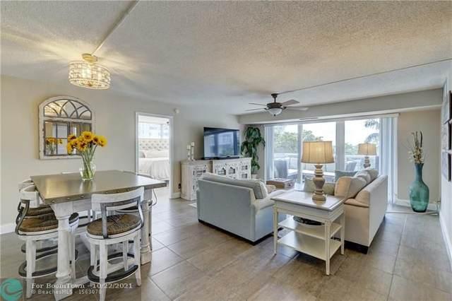 2841 N Ocean Blvd #501, Fort Lauderdale, FL 33308 (MLS #F10304008) :: The DJ & Lindsey Team
