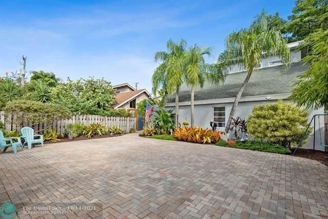 607 SE 12th St #607, Fort Lauderdale, FL 33316 (#F10304123) :: Baron Real Estate