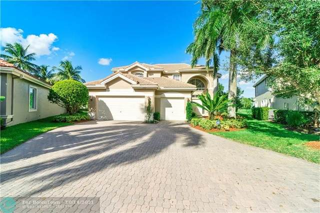 12409 NW 62nd Ct, Coral Springs, FL 33076 (#F10304195) :: Baron Real Estate