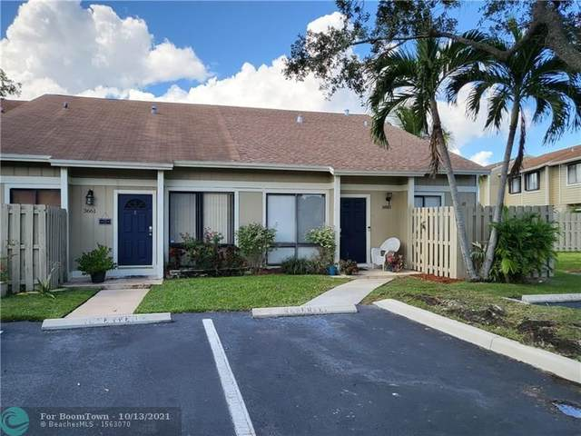 3681 NW 111 Avenue, Sunrise, FL 33351 (MLS #F10304196) :: Castelli Real Estate Services