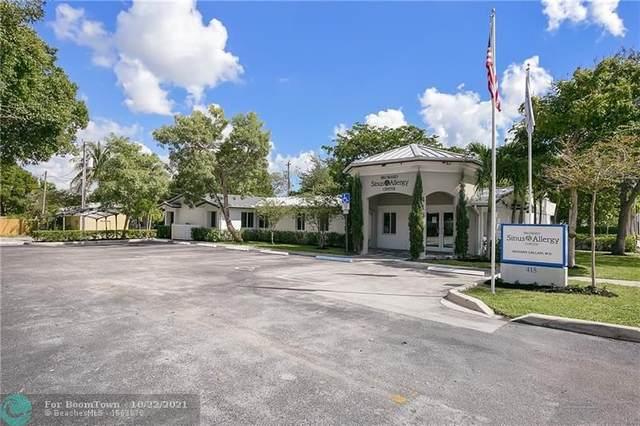 415 SE 12th St, Fort Lauderdale, FL 33316 (MLS #F10304221) :: The DJ & Lindsey Team